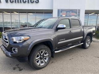 Used 2018 Toyota Tacoma LIMITED for sale in Regina, SK
