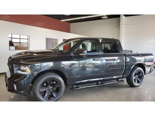 Used 2018 RAM 1500 Sport Night 4x4 Crew Cab 5'7  Box -Ltd Avail- for sale in Thunder Bay, ON