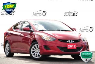 Used 2012 Hyundai Elantra GLS | FWD | 1.8L I4 ENGINE | HEATED SEATS for sale in Kitchener, ON