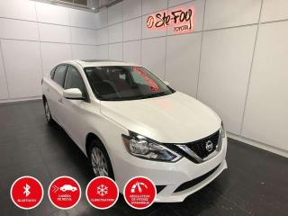 Used 2019 Nissan Sentra SV - TOIT OUVRANT - APPLE CARPLAY - ANDROID AUTO for sale in Québec, QC
