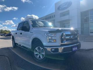 Used 2016 Ford F-150 XLT 4x4/Bluetooth/17 Wheels for sale in St Thomas, ON
