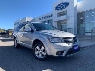 Used 2011 Dodge Journey SXT Cloth/Cruise Control/Air Conditioning for sale in St Thomas, ON