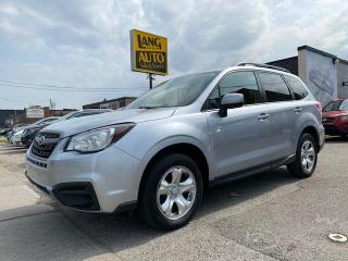 Used 2017 Subaru Forester 2.5i Convenience SOLD SOLD for sale in Etobicoke, ON