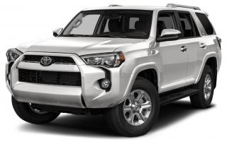 Used 2016 Toyota 4Runner SR5 for sale in Stouffville, ON