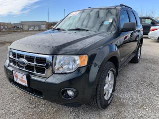 Used 2008 Ford Escape XLT LOW KILOMETRES! for sale in Barrie, ON