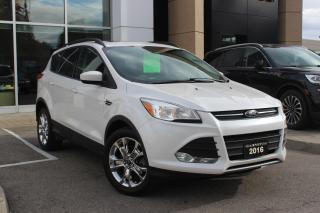Used 2016 Ford Escape SE LEATHER SUNROOF NAVIGATION for sale in Hamilton, ON