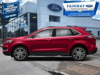New 2020 Ford Edge SEL for sale in Steinbach, MB