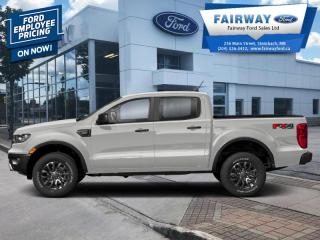 New 2020 Ford Ranger XLT  - Leather Seats for sale in Steinbach, MB