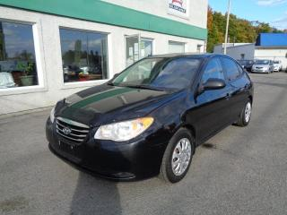 Used 2010 Hyundai Elantra Berline 4 portes, boîte automatique, GL for sale in St-Jérôme, QC