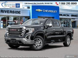 New 2020 GMC Sierra 1500 SLT for sale in Brockville, ON