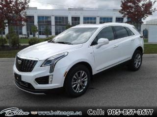 New 2021 Cadillac XT5 Premium Luxury - Navigation - $404 B/W for sale in Bolton, ON