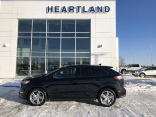 Used 2019 Ford Edge NAVIGATION | LEATHER | PANORAMIC SUNROOF | REMOTE START- USED FORD DEALER for sale in Fort Saskatchewan, AB