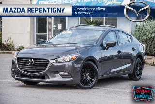 Used 2017 Mazda MAZDA3 BERLINE SE CUIR SIEGES CHAUF. 46.47$/SEM for sale in Repentigny, QC