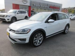 Used 2018 Volkswagen Golf Alltrack 1.8 TSI for sale in Peterborough, ON