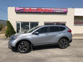 Used 2019 Honda CR-V Touring **LIKE NEW** for sale in Tilbury, ON