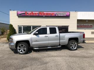 Used 2019 Chevrolet Silverado 1500 LD LT BACK UP CAM for sale in Tilbury, ON
