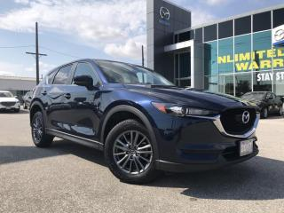 Used 2017 Mazda CX-5 GS FWD With Navigation for sale in Chatham, ON