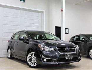 Used 2016 Subaru Impreza 2.0i SPORT PKG REAR VIEW CAMERA 5 SPEED MANUAL for sale in North York, ON