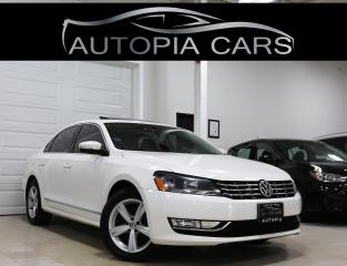 Used 2013 Volkswagen Passat 2.0 TDI COMFORTLINE SUNROOF AUTOMATIC DIESEL for sale in North York, ON