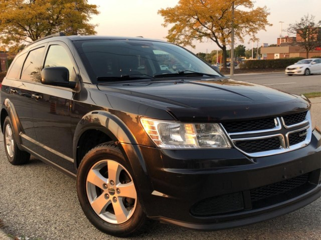 2011 Dodge Journey FWD 4dr Canada Value Pkg