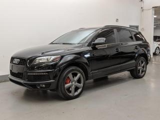 Used 2015 Audi Q7 TDI/VORSPRUNG EDITION/PUSH BUTTON/7PASS/NAV! for sale in Toronto, ON