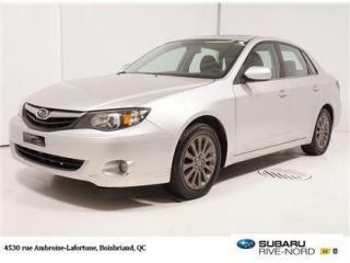 Used 2011 Subaru Impreza Toit ouvrant-MAGS+++ 4x4 for sale in Boisbriand, QC