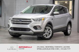 Used 2017 Ford Escape SE AUTO AWD; A/C CAMERA SIEG CHAUFFANT MAGS TRACTION INTÉGRALE - CLIMATISATION - CAMÉRA DE RECUL - SIÈGES AVANT CHAUFFANT - MAGS 17'' for sale in Lachine, QC