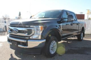 New 2020 Ford F-350 Super Duty SRW XLT, 4X4 Crew Cab, 6.7L V8, Pre-Collision Assist, Reverse Sensing System, Trailer Tow Package for sale in Edmonton, AB