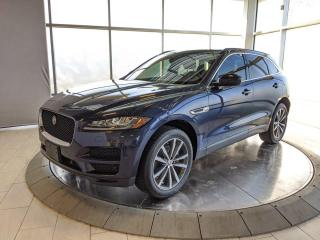 Used 2017 Jaguar F-PACE 35T SUPERCHARGED V6 - NO ACCIDENTS! for sale in Edmonton, AB