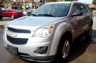 Used 2011 Chevrolet Equinox LS 2WD for sale in St. Catharines, ON