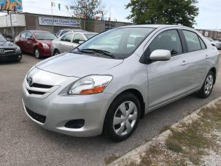 Used 2008 Toyota Yaris AUTO,4DOORS,144KM,SAFETY+3YEARS WARRANTY INCLUDED for sale in Toronto, ON