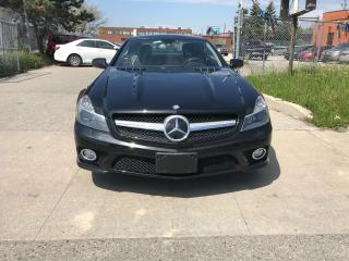 Used 2011 Mercedes-Benz SL 550 CONVERTABLE,117KM,SAFETY+3YEARS WARRANTY INCLUDED for sale in Toronto, ON