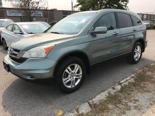 Used 2011 Honda CR-V EX,FWD,NO ACCIDENT,SAFETY+3YEARS WARRANTY INCLUDED for sale in Toronto, ON
