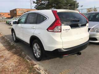 Used 2012 Honda CR-V AWD,EX,ROOF,ALLOYS,B/U CAM,SAFETY+3YEARS WARRANTY for sale in Toronto, ON