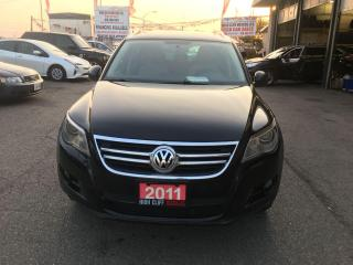 Used 2011 Volkswagen Tiguan COMFORTLINE for sale in Etobicoke, ON