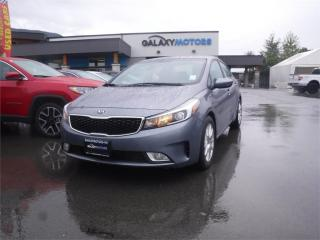 Used 2018 Kia Forte LX-HEATED SEATS, BLUETOOTH, WIFI for sale in Victoria, BC