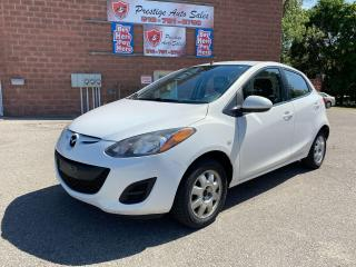 Used 2013 Mazda MAZDA2 GX/1.5L/ONE OWNER/SAFETY+WARRANTY INCLUDED for sale in Cambridge, ON