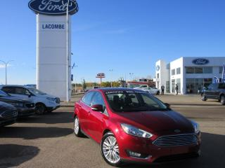 Used 2015 Ford Focus Titanium for sale in Lacombe, AB