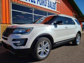 Used 2017 Ford Explorer XLT for sale in Pincher Creek, AB