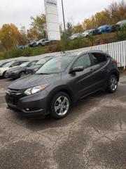 Used 2017 Honda HR-V EX-L for sale in North Bay, ON