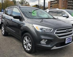 Used 2017 Ford Escape SE for sale in Brockville, ON