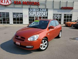 Used 2008 Hyundai Accent GL, Power Locks, Power Windows, FOG Lamps. for sale in Niagara Falls, ON