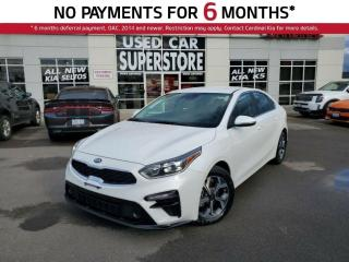 Used 2020 Kia Forte EX, Blind Spot Sensors, Heated Seats, Heated Steer for sale in Niagara Falls, ON