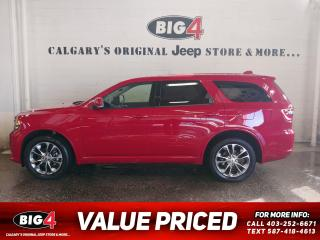 Used 2019 Dodge Durango GT AWD for sale in Calgary, AB