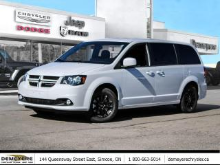 Used 2020 Dodge Grand Caravan GT   LOADED for sale in Simcoe, ON