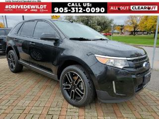 Used 2014 Ford Edge SEL | LEATHER | PANO ROOF | NAV | for sale in Hamilton, ON