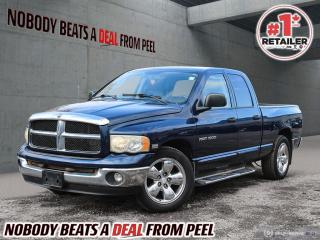 Used 2003 Dodge Ram 1500 4dr Quad Cab 140  WB SLT for sale in Mississauga, ON