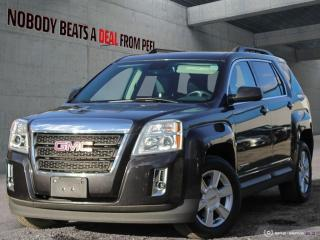 Used 2013 GMC Terrain FWD 4DR SLT-1 for sale in Mississauga, ON