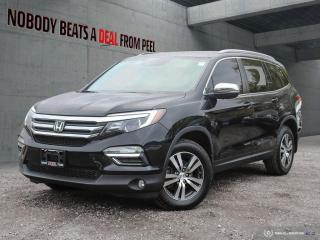 Used 2017 Honda Pilot 4WD 4dr EX-L w-Navi for sale in Mississauga, ON