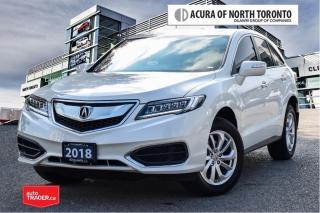 Used 2018 Acura RDX Tech at No Accident| Remote Start| Dealer Serviced for sale in Thornhill, ON